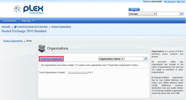 How to create your SharePoint 2010 Organization 3.png