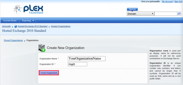 How to create your SharePoint 2010 Organization 4.png