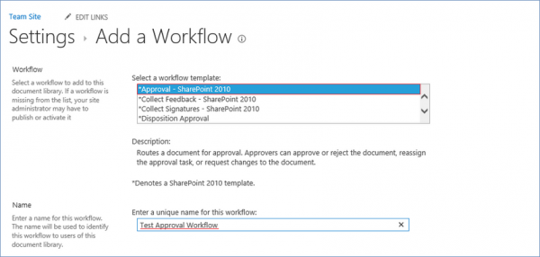 How to Guides:How to create a SharePoint 2010 Approval workflow at ...