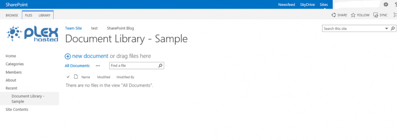 Microsoft Sharepoint 2013create A New Folder In A List Or A Library