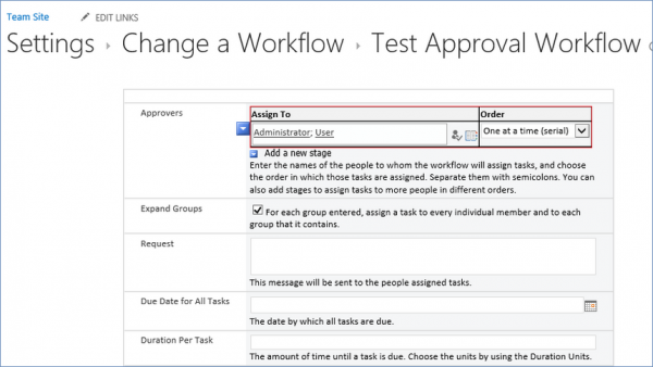 sharepoint 2013 approval workflow  How to Guides:How to create a SharePoint 2010 Approval workflow at ...