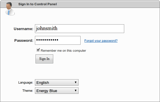 Configuration guides microsoft sharepoint 2013 how to log into the